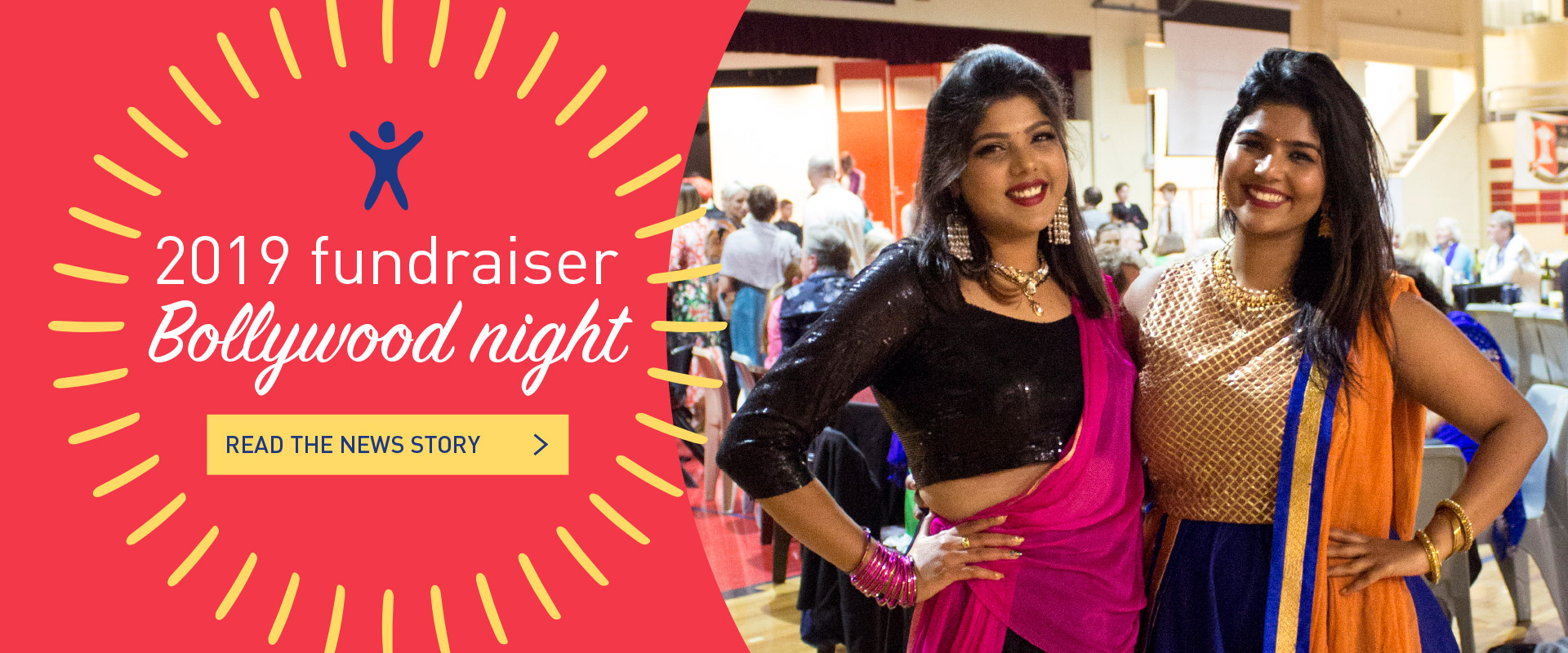 2019 Fundraiser - Bollywood Night - Read the news story