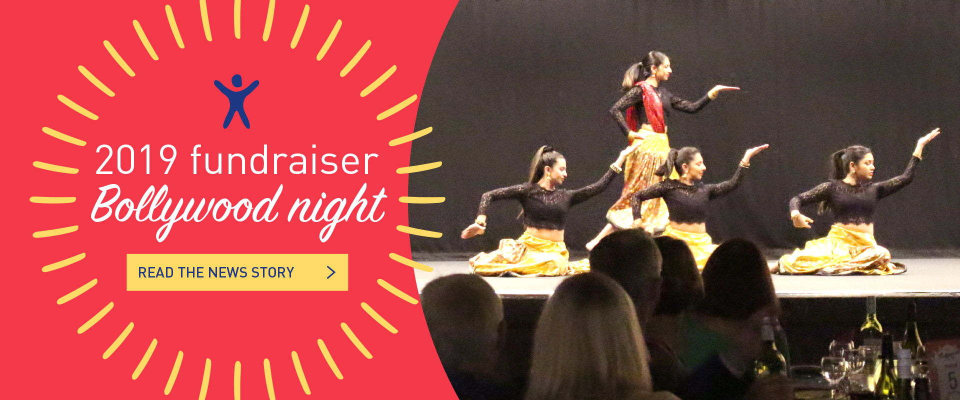 2019 Fundraiser - Bollywood night - Read the new story
