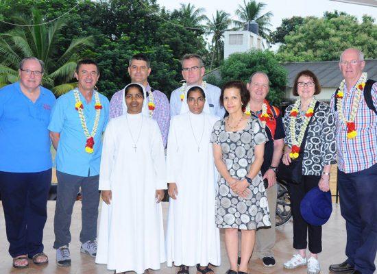 Principals from Australia & PNG