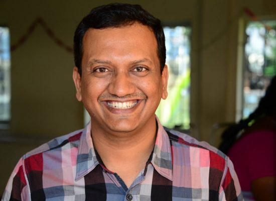 M Saravanakumar – Mithra's Physiotherapist