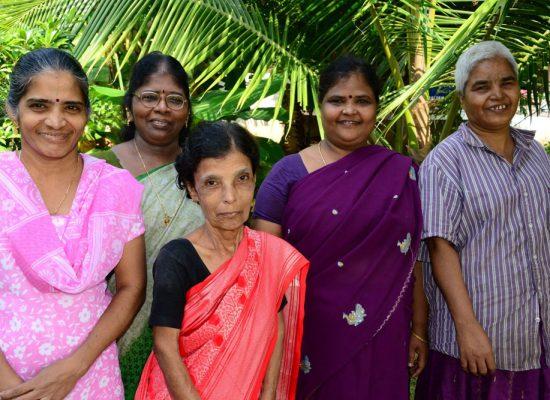 Marshalamni, Leelavathi and Shanthi – Essential service