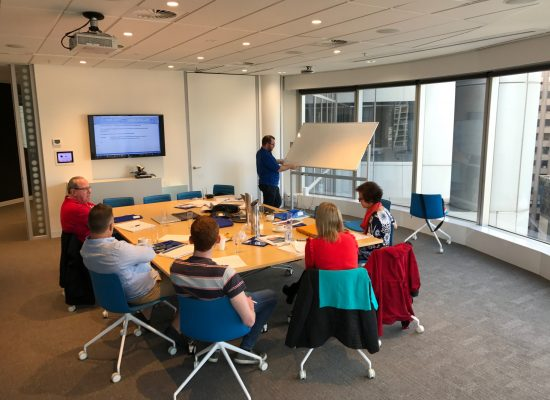 FOM COMMITTEE MEETS IN MELBOURNE