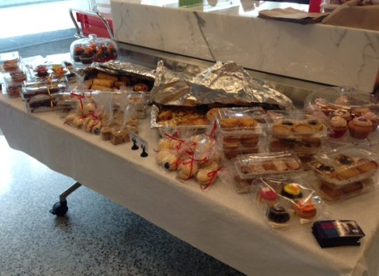 NOTHING LIKE A BAKE SALE!