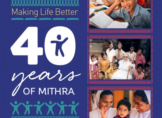 MITHRA TURNS 40