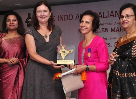 THE 2018 INDO-AUSTRALIAN ASSOC. AWARD