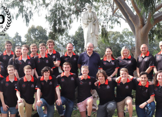ROSTREVOR COLLEGE HEADS TO MITHRA