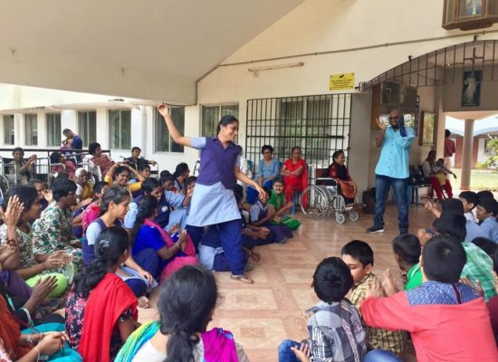 INTERACTIVE STORY TELLING AT MITHRA