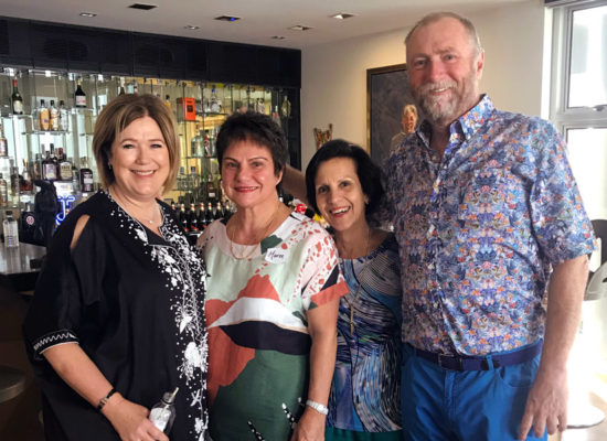 Ingrid's Afternoon Tea Fundraiser